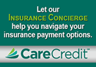 Care Credit link icon