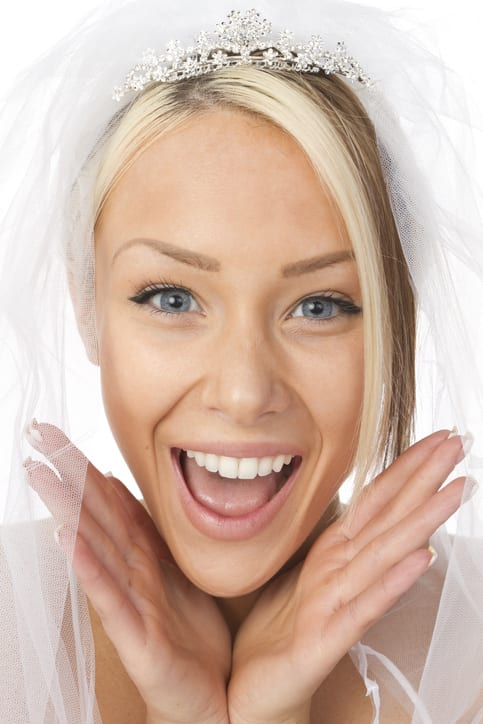 Achieve a wedding-ready smile with cosmetic dentistry in San Mateo.
